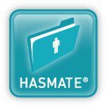 Hasmate Application Logo